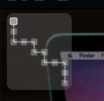 the very poor 'hallway navigation' overlay